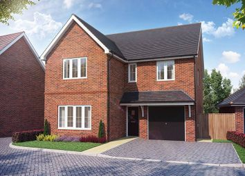 "Thumbnail 5 bed property for sale in ""The Ramhill"" at Cotts Field, Haddenham, Aylesbury"