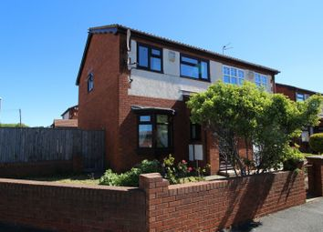 Thumbnail 3 bedroom semi-detached house for sale in West View Road, Hartlepool, Cleveland