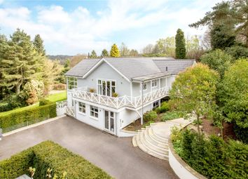 Thumbnail 5 bed detached house for sale in Square Drive, Haslemere, Surrey