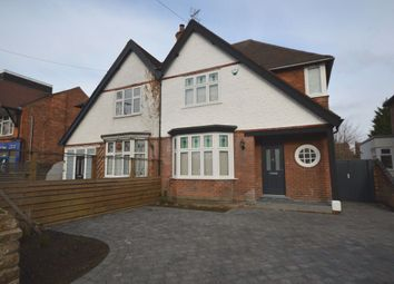 Thumbnail 4 bed semi-detached house to rent in Davies Road, West Bridgford, Nottingham