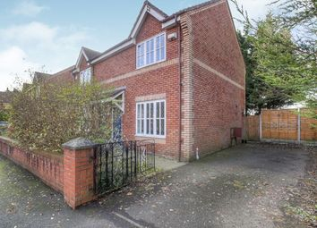 Thumbnail 2 bedroom semi-detached house to rent in Clementine Close, Salford
