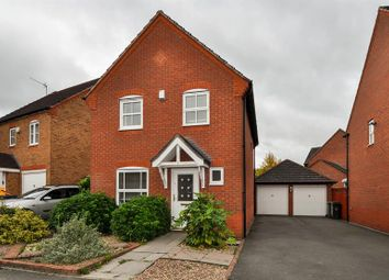 Thumbnail 3 bed link-detached house for sale in Rosedale Close, Brockhill, Redditch