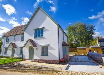 Thumbnail 3 bed semi-detached house for sale in The Paddocks, High Street, Cheveley
