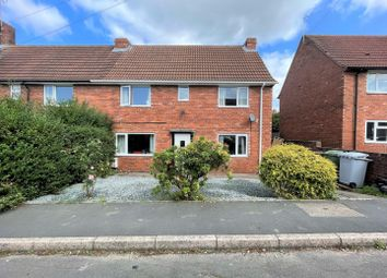 Thumbnail 3 bed end terrace house for sale in Little John Drive, Rainworth, Mansfield