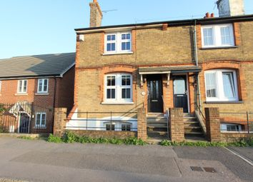 Thumbnail 2 bedroom end terrace house for sale in Mill Road, Deal