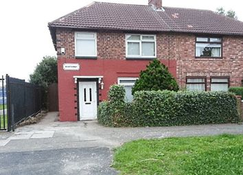 Thumbnail 3 bed semi-detached house for sale in Northway, Wavertree, Liverpool