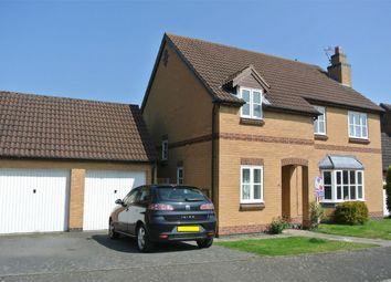 Thumbnail 4 bed detached house for sale in Viking Way, Thurlby, Bourne, Lincolnshire