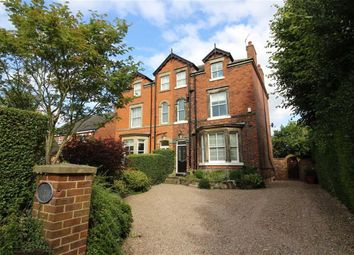 Thumbnail 5 bed semi-detached house for sale in Egginton Road, Etwall, Etwall Derby
