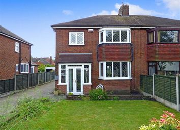 Thumbnail 3 bed semi-detached house for sale in Leek New Road, Baddeley Green, Stoke-On-Trent