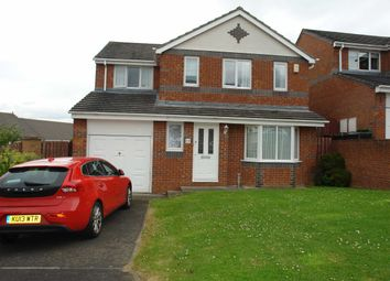 Thumbnail 4 bed detached house to rent in Grey Lady Walk, Prudhoe