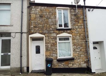Thumbnail 1 bed terraced house to rent in Broad Street, Dowlais, Merthyr Tydfil