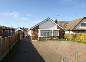 Thumbnail 3 bed bungalow for sale in Breck Road, Sprowston, Norwich