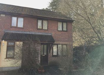Thumbnail 3 bed end terrace house for sale in Ffynnon Wen, Clydach, Swansea