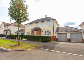 Thumbnail 4 bed detached house for sale in Augustus Avenue, Keynsham, Bristol