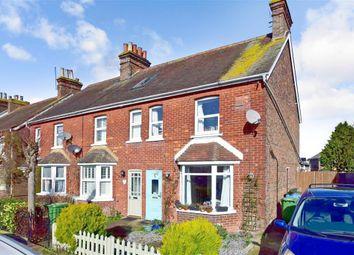 Thumbnail 3 bed end terrace house for sale in Mount Pleasant, Paddock Wood, Tonbridge, Kent