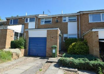 Thumbnail 3 bed terraced house for sale in Sonning Way, Glen Parva, Leicester