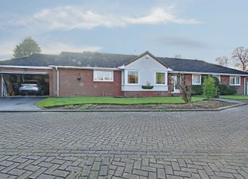 Thumbnail 4 bed detached bungalow for sale in Hall Park, Swanland, North Ferriby
