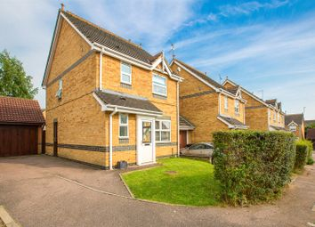 Thumbnail 3 bed detached house for sale in St Swithins, Kettering