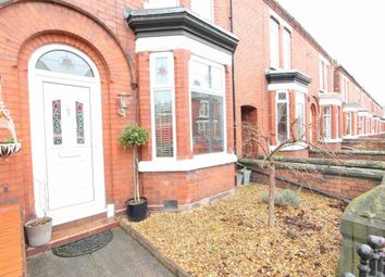 Thumbnail 3 bed terraced house for sale in Moss Road, Northwich