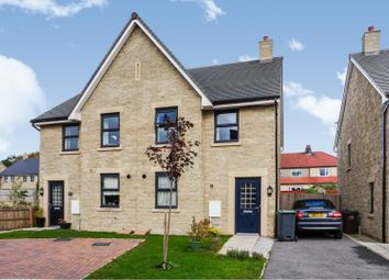 Thumbnail 4 bed semi-detached house for sale in Marsh Way, Chapel-En-Le-Frith