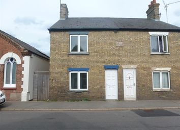 Thumbnail 3 bedroom semi-detached house to rent in Wisbech Road, Outwell, Wisbech