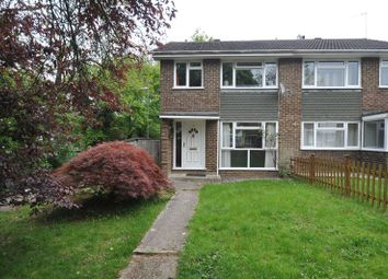 Thumbnail 3 bed semi-detached house for sale in Coates Close, Basingstoke