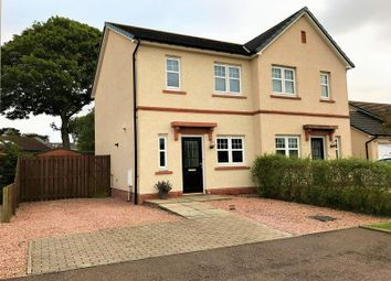 Thumbnail 2 bed semi-detached house for sale in Grassic Gibbon Gardens, Laurencekirk