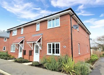 Thumbnail 2 bed town house for sale in Vespasian Way, North Hykeham, Lincoln