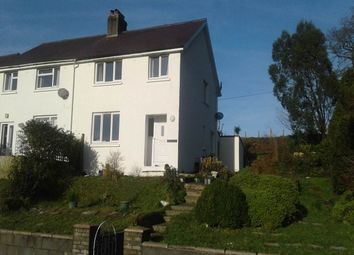 Thumbnail 3 bed end terrace house to rent in 30 Penllwyn Estate, Capel Bangor, Aberyswyth
