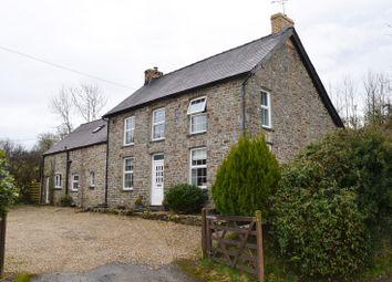 Thumbnail Land for sale in Llwyndewi, Rhydowen, Llandysul, Ceredigion.