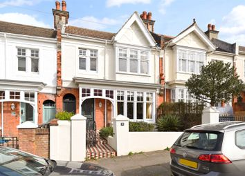 Rugby Road, Brighton, East Sussex BN1. 4 bed terraced house for sale