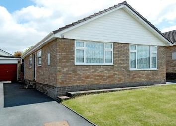 Thumbnail 3 bed detached bungalow for sale in Holcombe Avenue, Llandrindod Wells