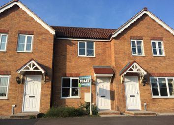 Thumbnail 2 bed town house to rent in Clay Cross Drive, Clipstone Village, Mansfield