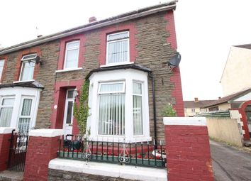 Thumbnail 2 bed end terrace house for sale in Lower Glyn Gwyn Street, Trethomas, Caerphilly