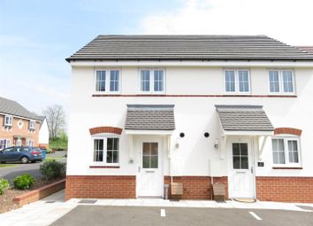 Thumbnail 2 bed property for sale in Hollingworth Close, Yarnfield, Stone
