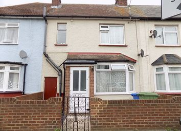Thumbnail 3 bed terraced house for sale in Carlton Avenue, Sheerness