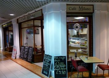 Thumbnail Restaurant/cafe for sale in Unit Pride Hill Shopping Centre, Shrewsbury