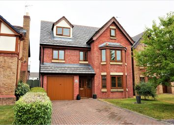 Thumbnail 5 bed detached house for sale in Norham Close, Barrow-In-Furness