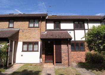 Thumbnail 2 bed terraced house to rent in Briar Walk, West Byfleet