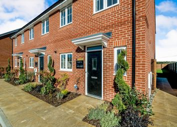 Thumbnail 3 bed end terrace house for sale in Main Street, Grendon Underwood, Aylesbury