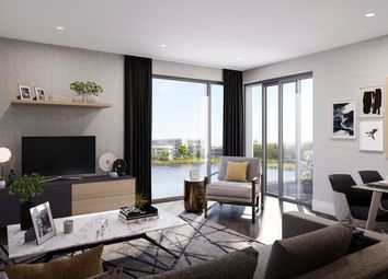 Thumbnail 2 bedroom flat for sale in Bankside Gardens, Longwater Avenue, Green Park, Reading