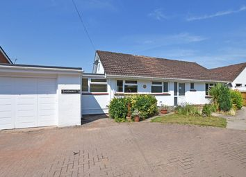 Thumbnail 3 bedroom detached bungalow for sale in West Garth Court, Cowley Bridge Road, Exeter