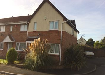 Thumbnail 3 bed end terrace house to rent in Betjeman Walk, Crownhill, Plymouth