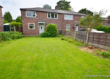 Thumbnail 3 bed semi-detached house to rent in Bannerman Avenue, Prestwich, Manchester