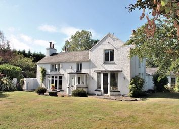 Thumbnail 4 bed detached house to rent in Cronk Breck, Station Road, Ballaugh