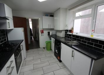 4 bed terraced house to rent in Russell Street, Cathays, Cardiff CF24