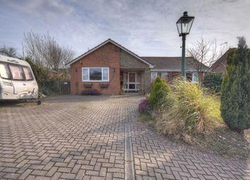 Thumbnail 4 bed bungalow for sale in Ellerburn Drive, Bridlington