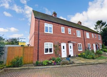 Thumbnail 2 bed end terrace house for sale in Stour Mews, Canterbury, Kent