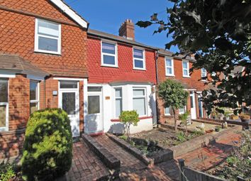 Whitley Road, Eastbourne BN22. 2 bed terraced house for sale