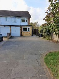 Thumbnail 3 bed semi-detached house for sale in Lunsford Lane, Larkfield, Aylesford
